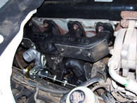 Mazda T4600 Turbo Kit Fitted