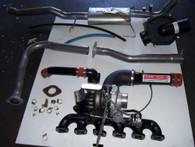 Nissan TD42 High Mount Turbo Kit