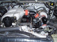 Nissan Navara QD32 Turbo Kit Fitted
