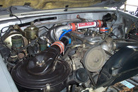 Toyota 2B Cruiser Turbo Kit Fitted