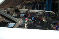 Toyota Landcruiser 2H HJ60 Turbo Kit Fitted