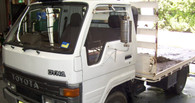 Toyota Dyna 200 Turbo Kit fitted