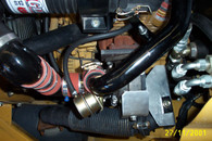 Bobcat Turbo kit fitted
