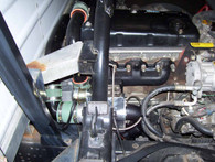 Mitsubishi Canter Diesel 4.2 Litre Motorhome Turbo Installed
