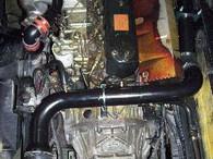 Mitsubishi FM 6D17 Turbo Kit