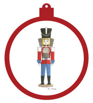 Nutcracker Ornament