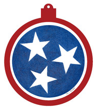 Tennessee Tri-Stars Ornament
