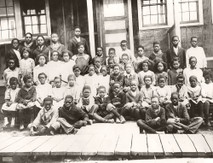 Colored School 1918