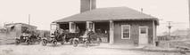 Hadley Avenue Firehall 1918