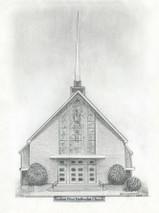 Andrew Price Methodist Church 5x7 print