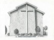 Donelson Cumberland Presbyterian Church 7x5 print