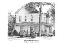Governor Roberts House 7x5 print