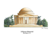 Jefferson Memorial - Washington, D.C.