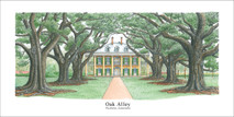 Oak Alley, Louisiana