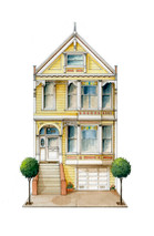 Painted Lady 716