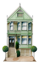 Painted Lady 718