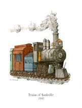 Train - 1900