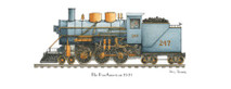 Train - Pan American 1921 Engine Only