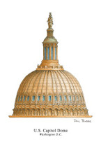 US Capitol Dome - Washington, D.C.
