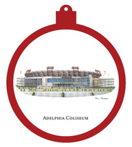 Adelphia Coliseum Ornament