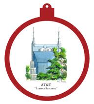 AT&T Building Ornament
