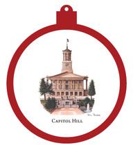 Capitol Hill Ornament