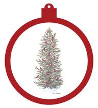 Cardinal Tree Ornament