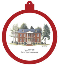 Carnton Mansion Ornament