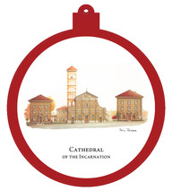 Cathedral of the Incarnation Ornament