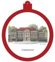 Cheekwood Mansion Ornament