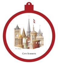City Summits Ornament