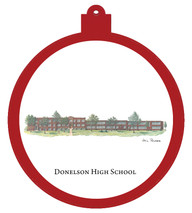 Donelson High School Ornament
