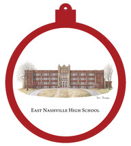 East Nashville High School Ornament
