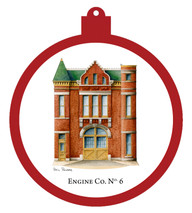 Engine Company No. 6 Ornament