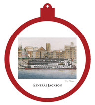 General Jackson Ornament