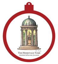 Hermitage - Jackson's Tomb Ornament