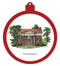 Hermitage - Tulip Grove Ornament