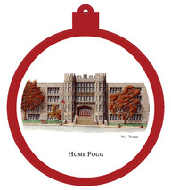 Hume Fogg Ornament