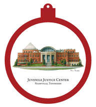 Juvenile Justice Center - Nashville, Tennessee Ornament