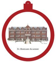 St. Bernard Academy Ornament