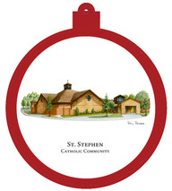St. Stephen Catholic Community Ornament