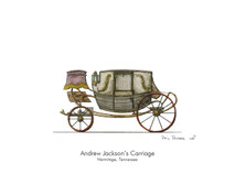 Andrew Jackson's Carriage