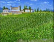 "Inslee, George - ""Tuscany IV"" unframed"