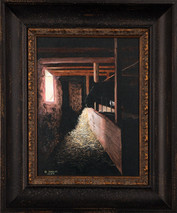 "Inslee, George - ""Morning Light"" framed"