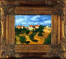 "Inslee, George - ""Tuscany"" framed"