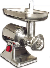 1 HP Restaurant Meat Grinder Made in Italy