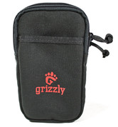 The Huron has two zippered cell phone pockets