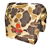 Wild Grizzly (Large Wilderness Camouflage) Camera, Video, Photography, DSLR Bean Bag Support