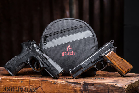 The Padded Utah will protect one large or one medium pistol