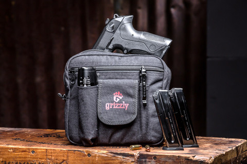 The padded Yukon will protect your large to small pistols from damage